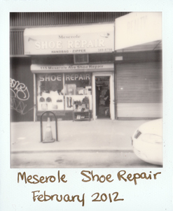 Meserole Shoe Repair