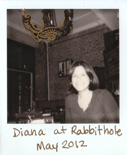 Diana at Rabbithole